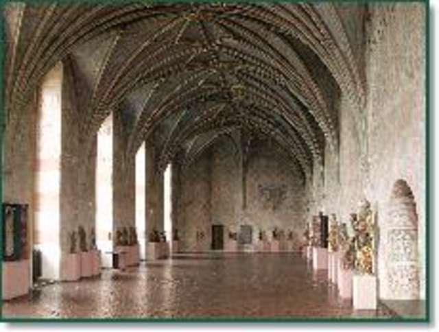 Sala Sądowa (Wielki Refektarz) - full image