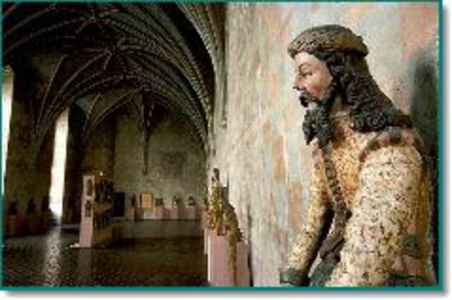 Sztuka średniowieczna Warmii i Prus Krzyżackich - full image