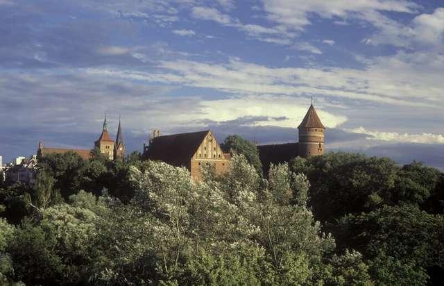 Zamek Kapituły Warmińskiej - full image