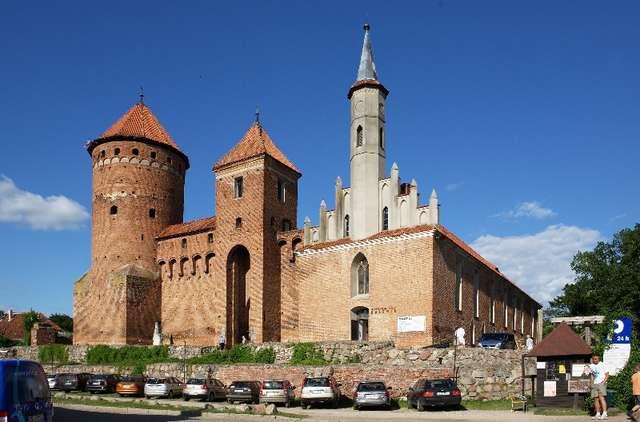 Film promujący Galerię Zamek w Reszlu.  - full image