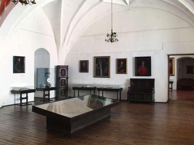Apartamenty biskupów w Lidzbarku Warmińskim - full image