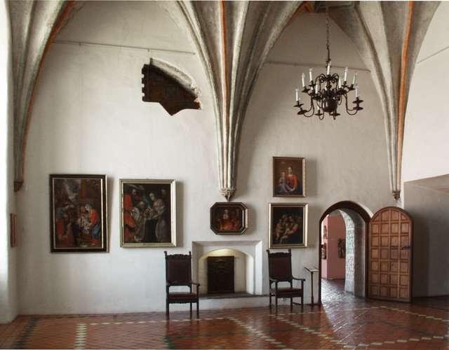 Sala audiencyjna, Biblioteka  - full image