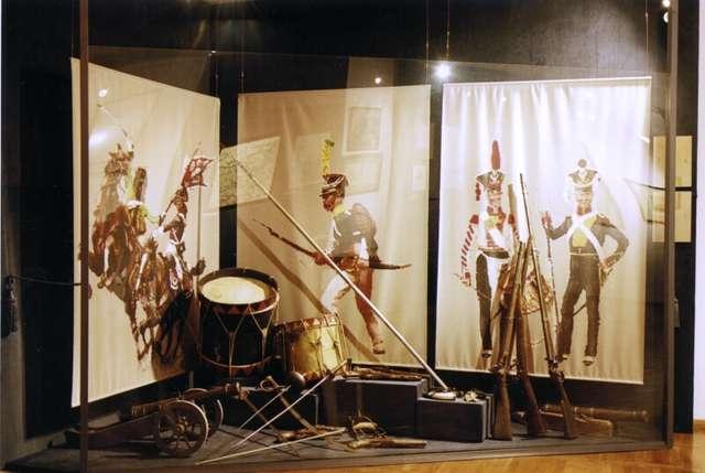 Pamiątki kampanii napoleońskiej w Prusach Wschodnich 1807 r.  - full image