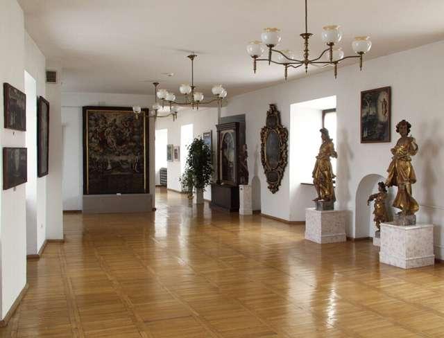 Sztuka Prus Książęcych XVI-XVIII wieku  (II piętro) - full image