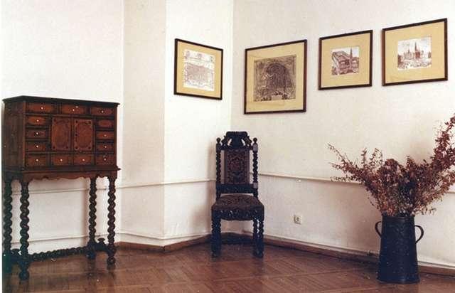 Grafika holenderska XVII wieku - wystawa stała.  - full image