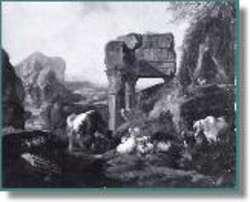 Malarstwo pejzażowe i rodzajowe XVII-XIX wieku  Muzeum Warmii i Mazur w Olsztynie