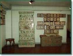 Ludowe kafle mazurskie - wystawa stała