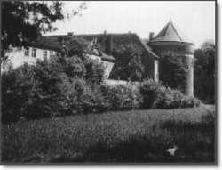 Lidzbarski zamek w fotografii - dawniej i dziś