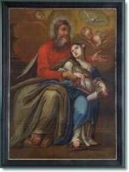 Malarstwo religijne ze zbiorów Muzeum - wystawa stała.
