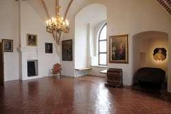 Wielcy mieszkańcy zamku lidzbarskiego - wystawa stała.