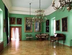 Portret dworski XVIII-XIX wieku - wystawa stała.