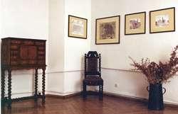 Grafika holenderska XVII wieku - wystawa stała.
