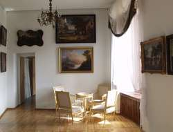 Malarstwo pejzażowe i rodzajowe XVII-XIX wieku - wystawa stała.