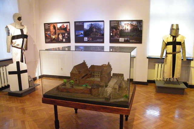 Nowa wystawa: Potęga i upadek - Zamki państwa krzyżackiego - full image