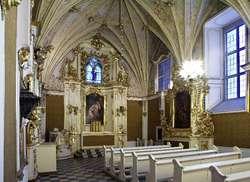 Konferencja prasowa - Zakończenie prac przy ołtarzu kaplicy zamkowej