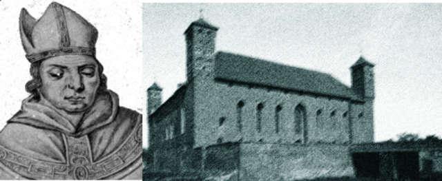 Sobota na Zamku - z wizytą u biskupa Sorboma - full image