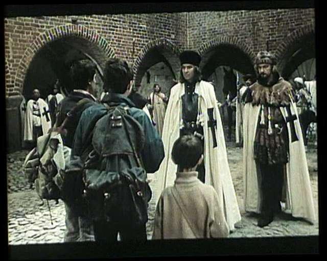 40. rocznica światowej premiery filmu Pierścień księżnej Anny. - full image