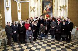 Msza święta - Zakończenie prac konserwatorskich przy ołtarzach kaplicy zamkowej