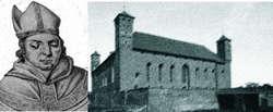 Sobota na Zamku - z wizytą u biskupa Sorboma
