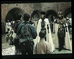 40. rocznica światowej premiery filmu Pierścień księżnej Anny.