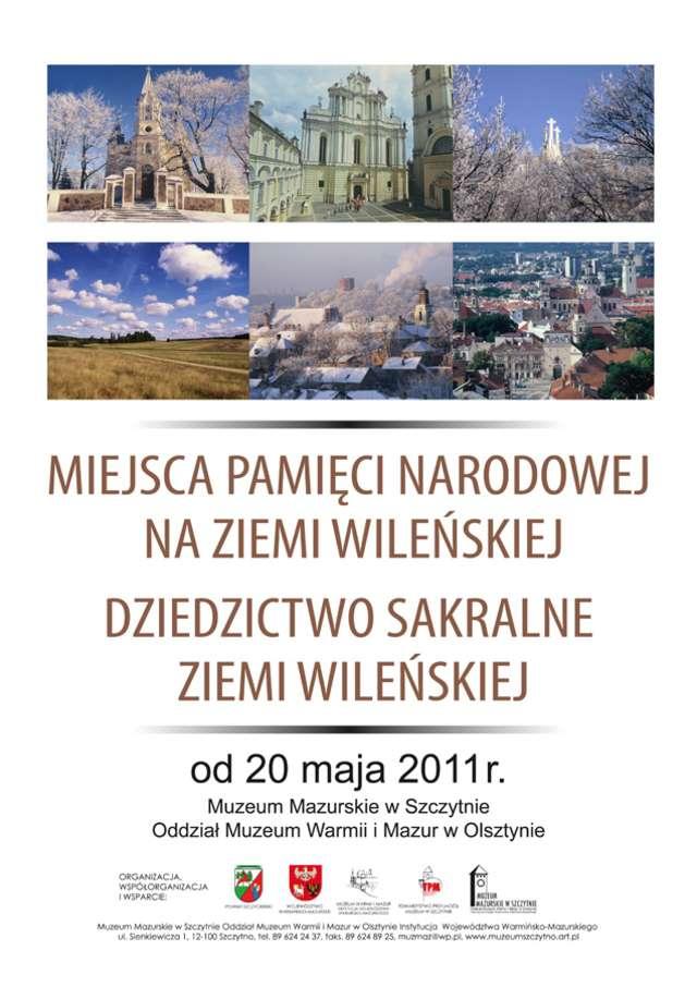 Wystawy fotograficzne o ziemi wileńskiej - full image