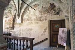 Uroczyste zakończenie projektu Ratunkowe prace konserwatorskie krużganków zamku lidzbarskiego