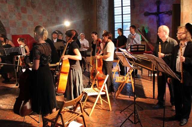 VII Międzynarodowa Letnia Szkoła Muzyki Dawnej  - full image