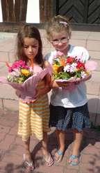 Floryści Dzieciom - Mrągowo 2011