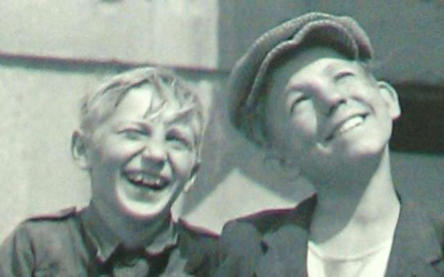 INNA POLSKA. FOTOGRAFIE PAP 1945-47 - full image