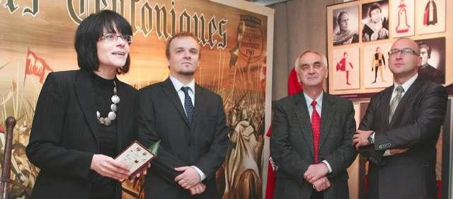 Doroczne spotkania darczyńców i dobrodziejów muzeum mazurskiego  - full image