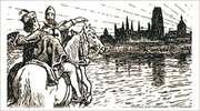 Jak to było naprawdę ze statkami zajętymi przez Krzyżaków przed wybuchem Wielkiej Wojny
