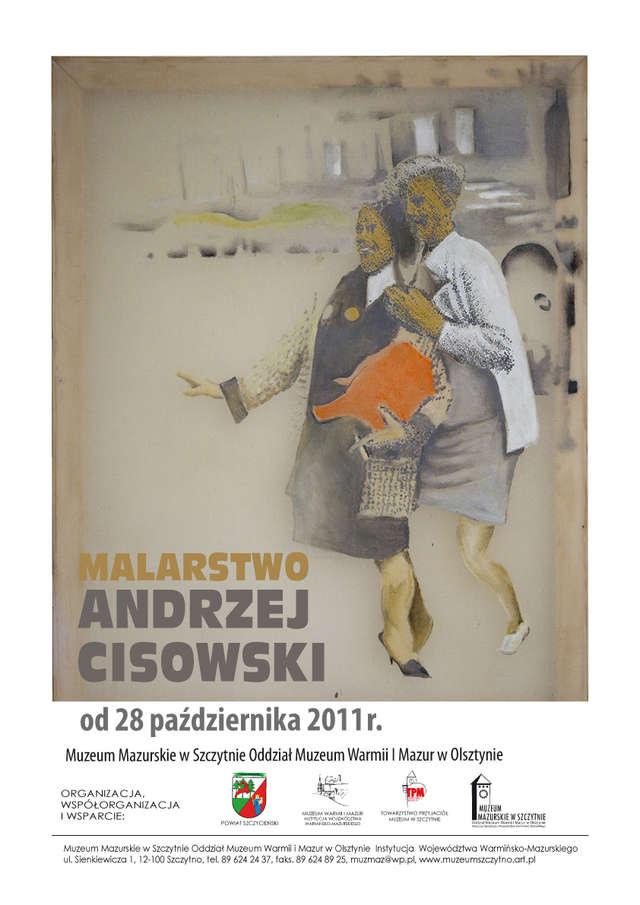 Andrzej Cisowski. Malarstwo - full image