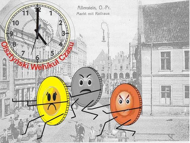 """Czy """"zepsuty"""" pieniądz śmierdzi? ...czyli o monecie w czasach Kopernika - full image"""