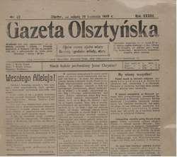 Stara Gazeta Olsztyńska w wirtualnym świecie