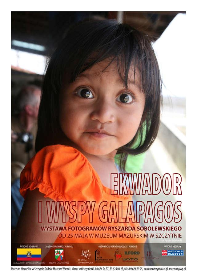 EKWADOR I WYSPY GALAPAGOS - full image