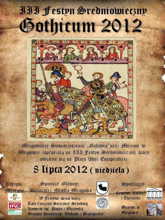 III Festyn Średniowieczny Gothicum  - full image