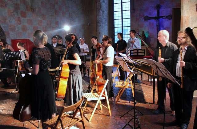 VIII Edycja Międzynarodowej Letniej  Szkoły Muzyki Dawnej w Lidzbarku Warmińskim - full image