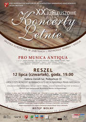 Jubileuszowe - XX koncerty letnie