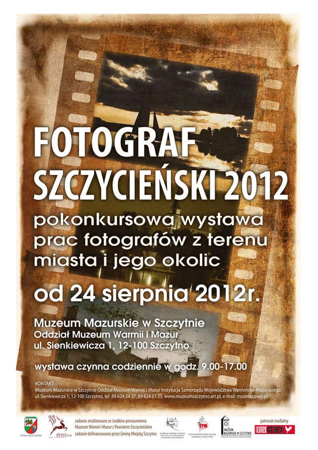 Wystawa: FOTOGRAF SZCZYCIEŃSKI 2012 - full image