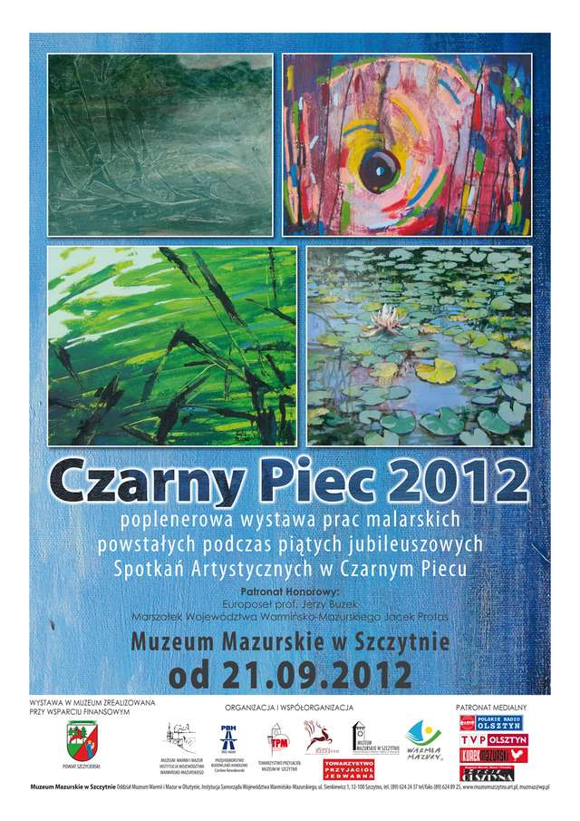 CZARNY PIEC 2012  - full image