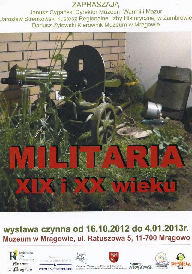Militaria XIX i XX wieku - full image