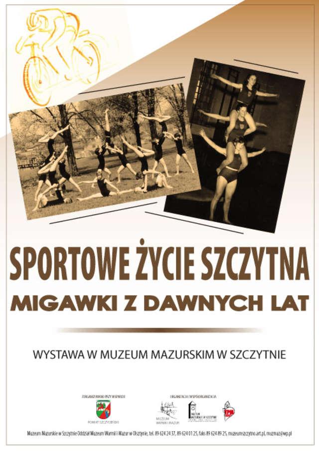 SPORTOWE ŻYCIE SZCZYTNA  - full image