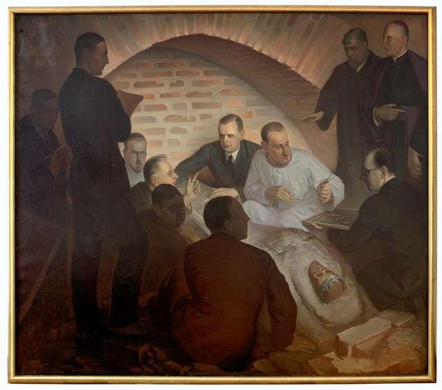 Malarze wileńscy w zbiorach Muzeum Warmii i Mazur - full image