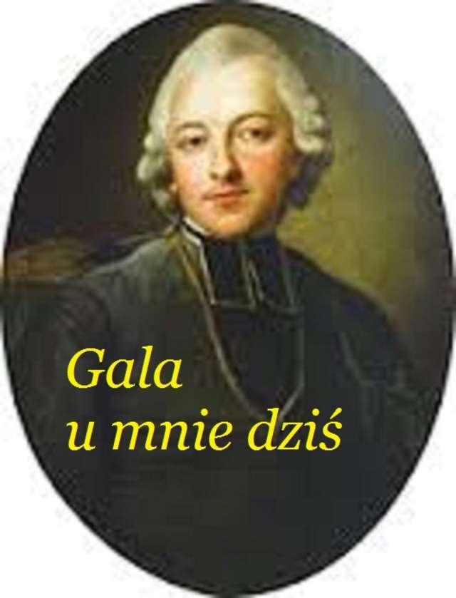Spotkanie w 278 rocznicę urodzin XBW Ignacego Krasickiego - full image