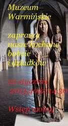 Odwiedziny św. Anny i św. Joachima w lidzbarskim zamku
