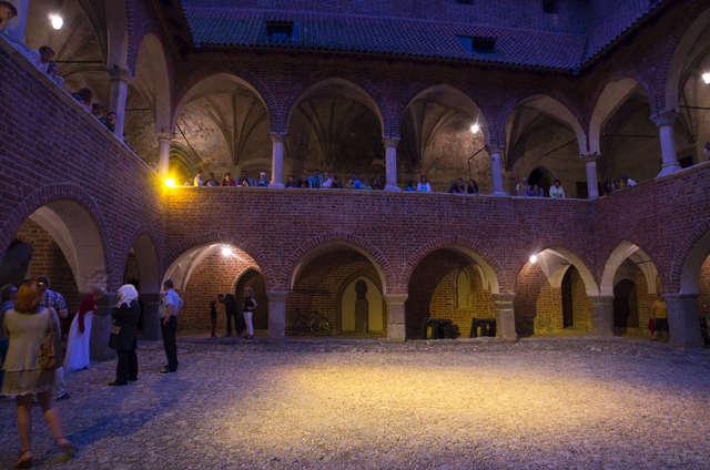 Międzynarodowa Noc Muzeów w Lidzbarku - relacja - full image