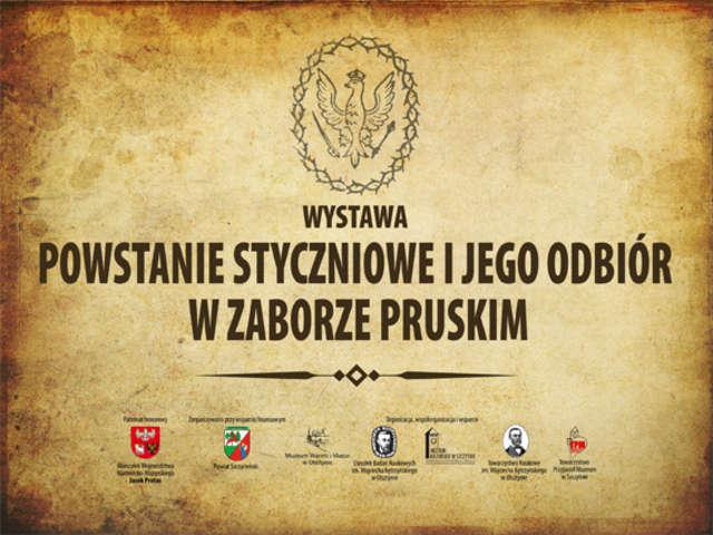 POWSTANIE STYCZNIOWE I JEGO ODBIÓR  W ZABORZE PRUSKIM - full image