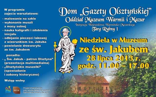 Niedziela w Muzeum ze Świętym Jakubem  - full image