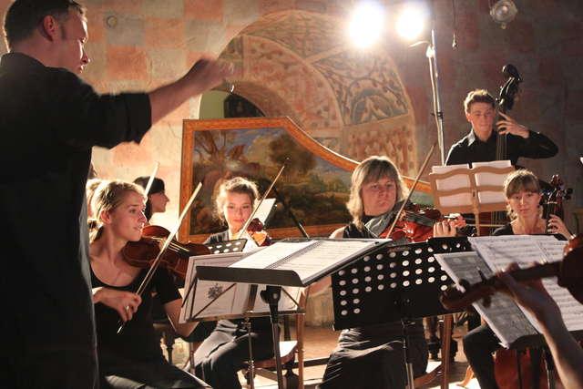 Międzynarodowa Letnia Szkoła Muzyki Dawnej— MUSICA RHETORICA - full image