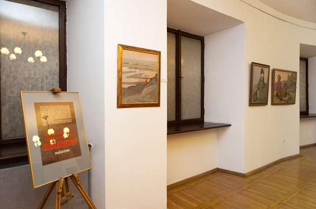 Otwarcie wystawy Helena i Juliusz Krajewscy. Malarstwo.  - full image
